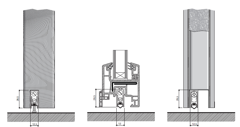 Пример установки автоматических порогов